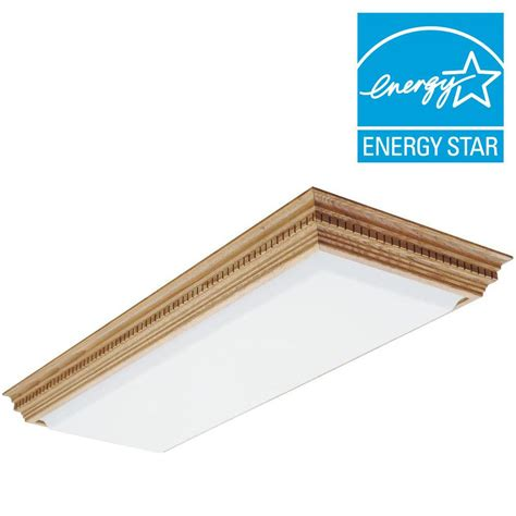 Lithonia Lighting Dentil 1 1 2 Ft X 4 Ft 4 Light 3 Foot Fluorescent Light Fixture