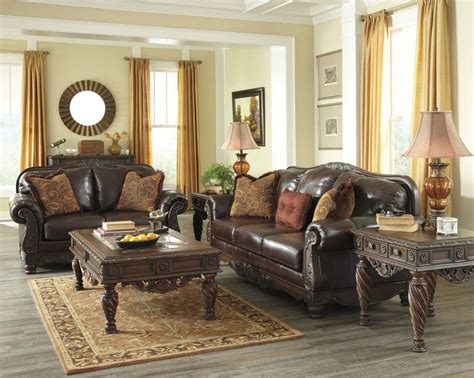 sofa ashley north shore north shore sofa set smalltowndjs com