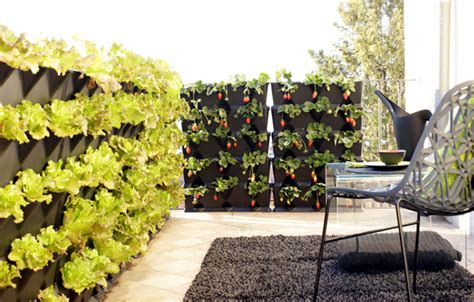 Vertical Garden For Balcony Mini Vertical Garden For Balcony Patio Or Kitchen