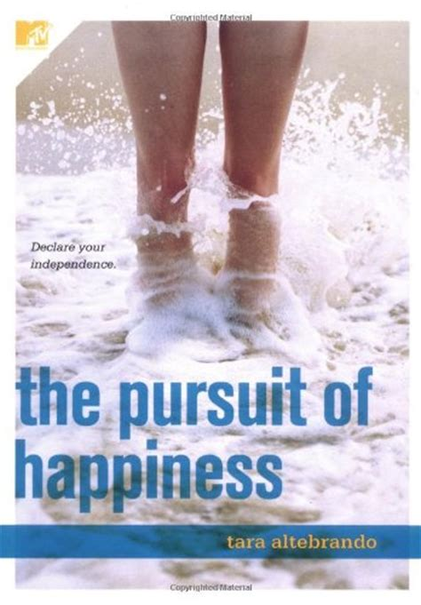 The Pursuit Of Happiness Essay by The Pursuit Of Happiness By Tara Altebrando Book Review Of Fictiongood Book Drama