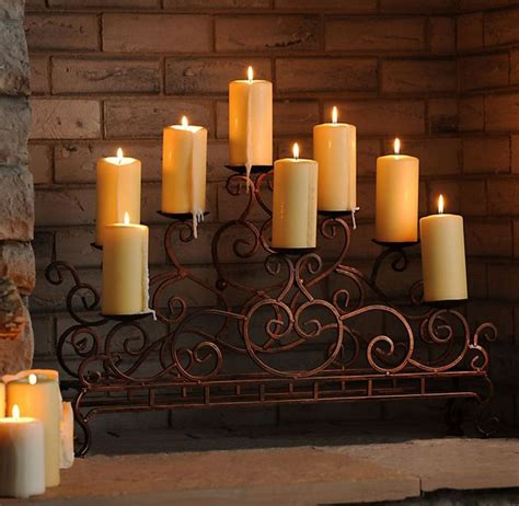 fireplace candle holder insert fireplace candle holder in candle hers home decor nordstrom although frantic