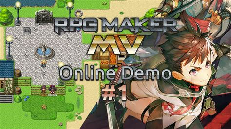 javascript tutorial rpg maker mv demo 1 rpg maker mv online plugin node js socket io
