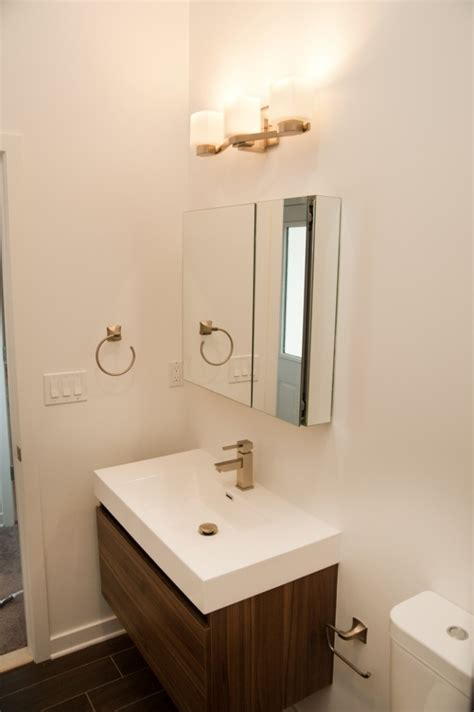 Floating Vanity Bathroom Floating Bathroom Vanity Design Build Pros
