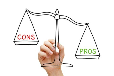 pros andcons of perms the pros and cons an investor should know before investing