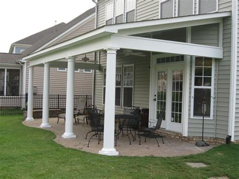 building a covered porch 1000 images about porches and decks on pinterest cement