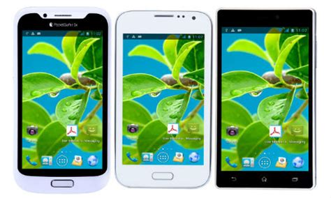 datawind pocketsurfer 5x 5 and 3g5 launched 5 inch