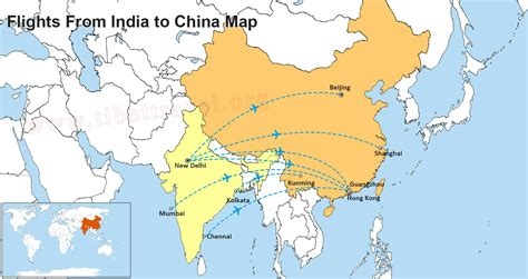 flight route map from india to usa nepal map map of nepal nepal tour map tibet vista