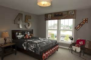 football bedrooms football themed kids room eclectic boy s room bia