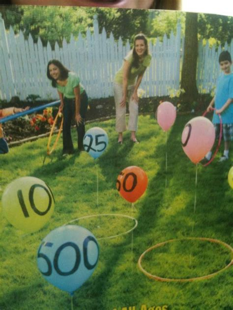 backyard party ideas for kids 25 awesome outdoor party games for kids of all ages