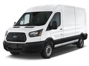 2015 ford transit cargo pictures photos gallery