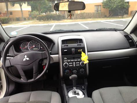 mitsubishi galant interior 2008 mitsubishi galant interior pictures cargurus
