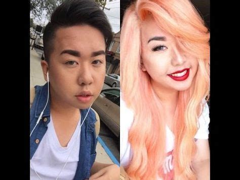 man to woman makeover 25 b 228 sta male to female transition id 233 erna p 229 pinterest