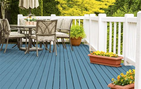 top trending stain colors  outdoor spaces