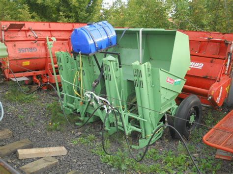 Used Potato Planter For Sale by Hassia Potato Planter From Ukraine Sale Buy Price Xw2346