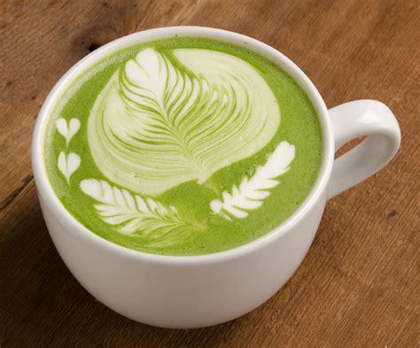 Green Coffee Latte green tea and iron bad combination penn state