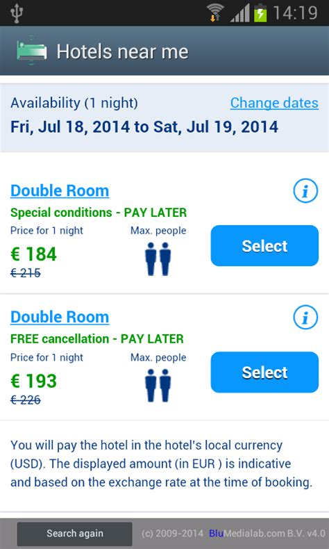 Cheap Rooms Near Me by Hotels Near Me 1mobile