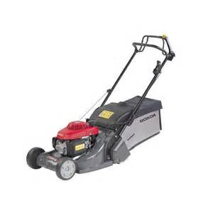 Honda Hrx Lawn Mower Honda Hrx 476 Qx Self Propelled Roller Lawn Mower Petrol