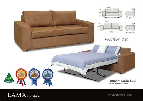 sofa bed brooklyn brooklyn sofa bed range the australian made caign