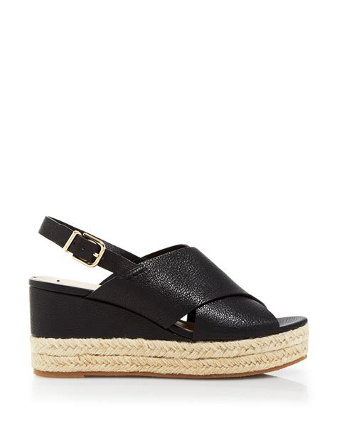 bloomingdales s shoes lyst via spiga platform wedge sandals bloomingdale s