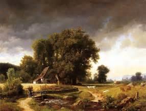 Landscape Paintings Masters Artseasy Masters A Albert Bierstadt