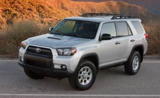 2010 Toyota 4 Runner 2010 Toyota 4runner Trail Photo
