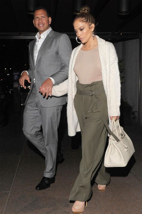 jennifer lopez   rods birthday date outfits instylecom