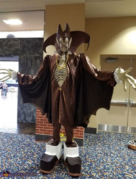 count chocula costume