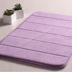 new memory foam bathroom bath non slip soft touch mat rug