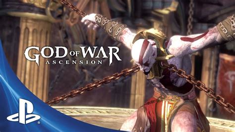 god of war the movie youtube god of war ascension launch trailer youtube