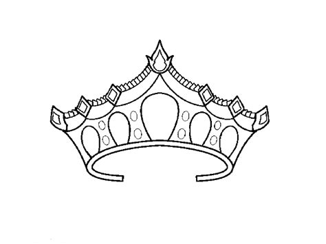 simple drawing of a crown how to draw a princess crown
