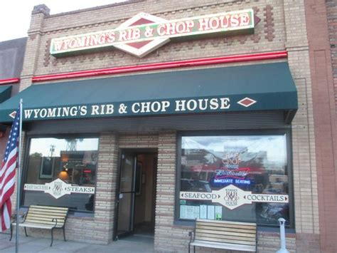 Rib And Chop House by Wyoming S Rib And Chop House Picture Of Wyoming S Rib