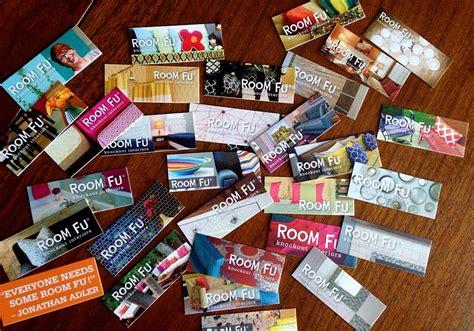 room fu business cards flywheel creative