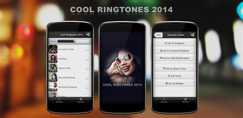 cool ringtones for android cool ringtones 2014 ca appstore for android