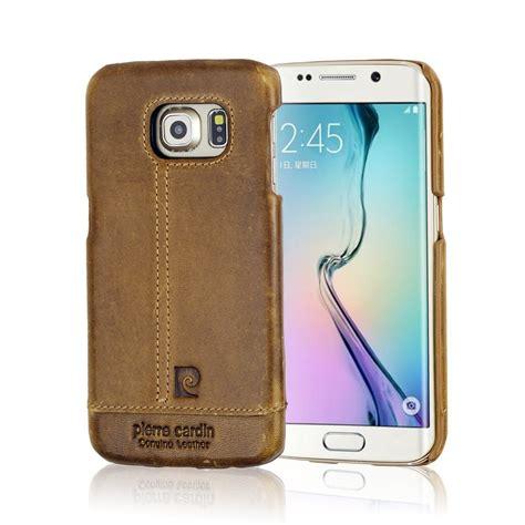 Premium Cafele Original Ultrathin Slim For Samsung S7 aliexpress buy cardin premium original genuine leather for samsung galaxy s6 edge