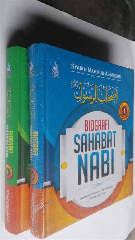 Buku Masa Muda Para Sahabat buku biografi sahabat nabi set 2 jilid
