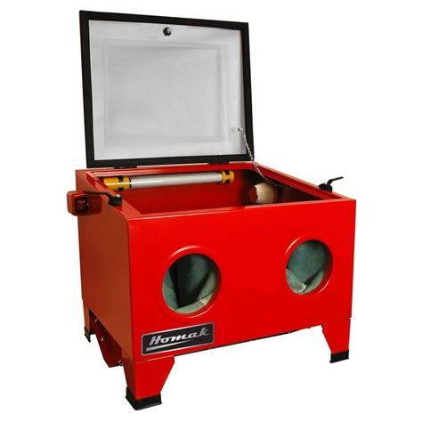 Homak Table Top Abrasive Blast Cabinet Rd00920250 The