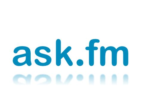 How To Find On Ask Fm Ask Fm Userlogos Org