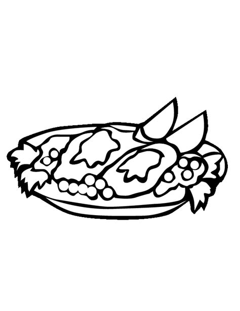 fruit salads coloring pages