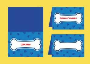 Free Paw Patrol Food Labels » Home Design 2017