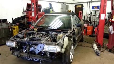 Audi 80 V8 by Audi 80 4 2 V8 Cabriolet Quattro Drive