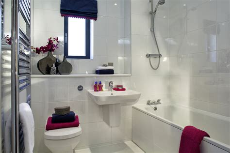 show house bathrooms a typical taylor wimpey showhouse bathroom