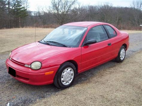 1997 plymouth neon borntwiztid s 1997 plymouth neon in fort ashby wv