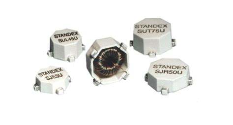 high power toroidal inductors sj su series high frequency toroidal inductor standex electronics