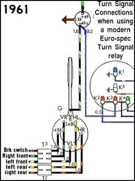 1972 vw beetle turn signal wiring diagram 41 wiring
