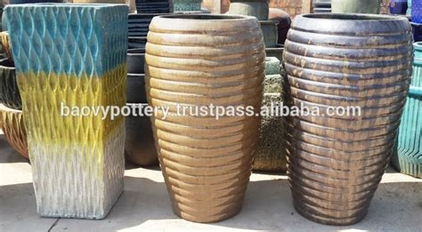Outdoor Vases by Vases Design Ideas Large Outdoor Planters The Worm That