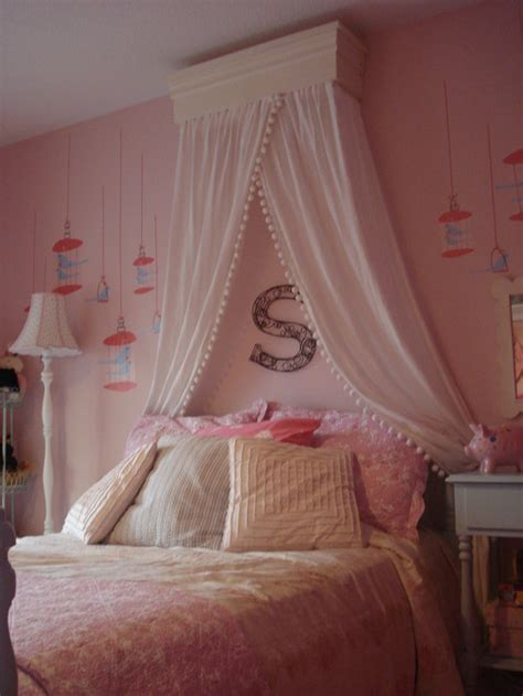 uncategorized great canopy curtain for bed exciting bed diy princess rooms dress up your little girl s room with