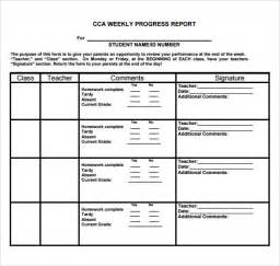 team progress report template sle weekly progress report 6 documents in pdf word