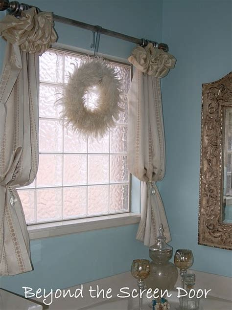 garden tub window treatments pin by montoya para on for the home