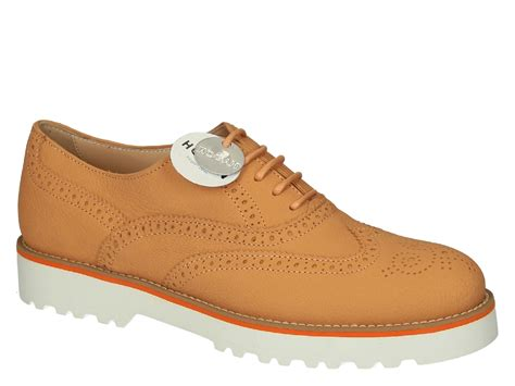 shoes similar to oxfords s orange leather brogue oxfords lace up shoes