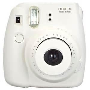 Fujifilm instax mini 8 camera white target australia